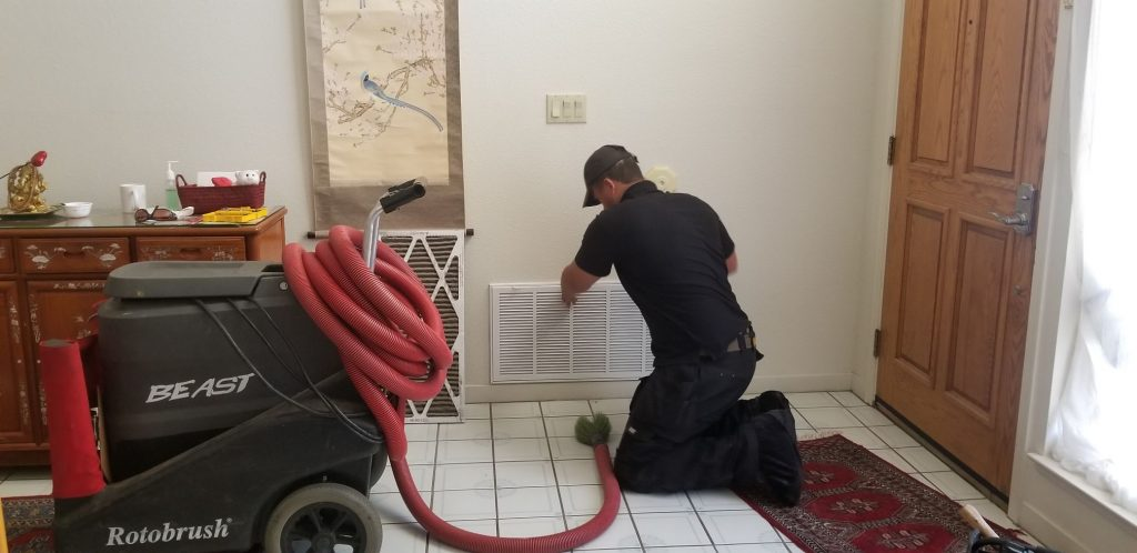 Call Today for Air Duct Cleaning Near Me Walnut Creek
